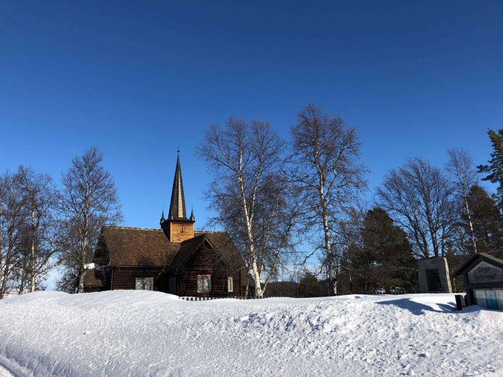 Motivationstur til Norge